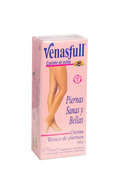 Venasfull Crema Tubo   x60Grs Natural Freshly Castaño De Indias