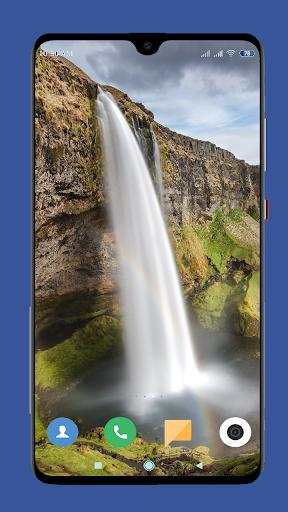 Waterfall Wallpaper HD 1.04 screenshots 11