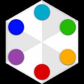 Dot Fight: цветные точки