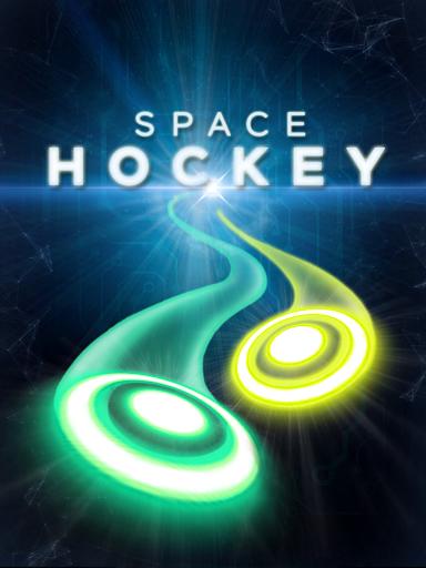 Glow Air Hockey Space FREE