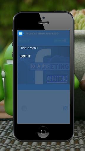 Facebook Marketing Guide 1.0 screenshots 5