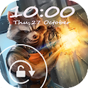 Guardians kika Lock Screen icon