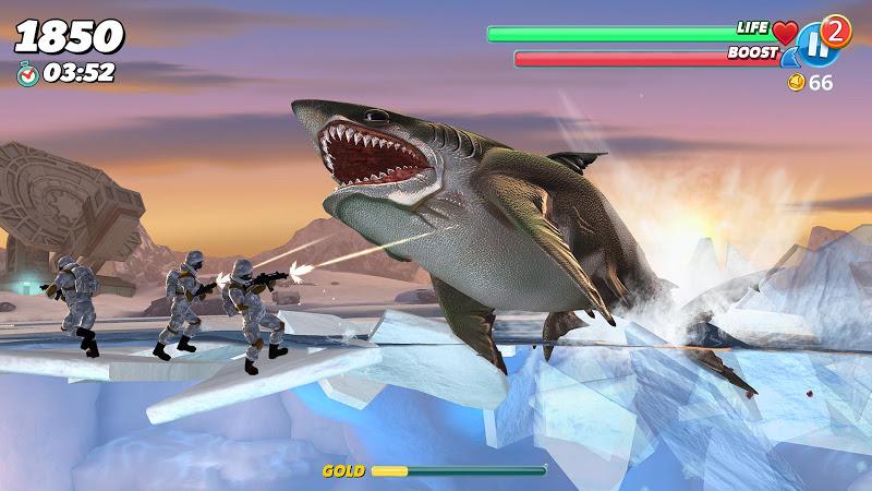 Hungry Shark World Screenshot 6