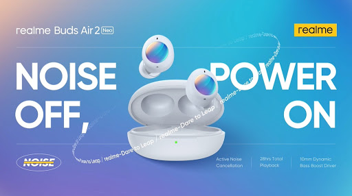 Realme Launches Realme Buds Air 2 Neo with ANC at Attractive Price