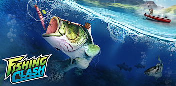 Play Fishing Clash: Catching Fish Game. Bass Hunting 3D on PC, for free!