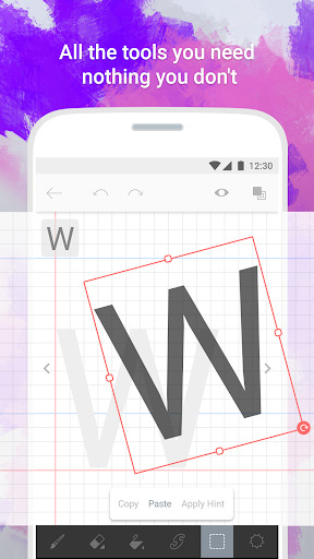 Fonty - Draw and Make Fonts 1.6 Screenshots 6