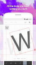 Fonty - Draw and Make Fonts - screenshot thumbnail 06