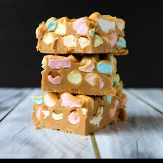Miniature Marshmallow Squares Recipes.