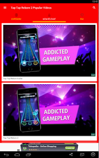 Tap Tap Reborn 2 Popular Videos - náhled