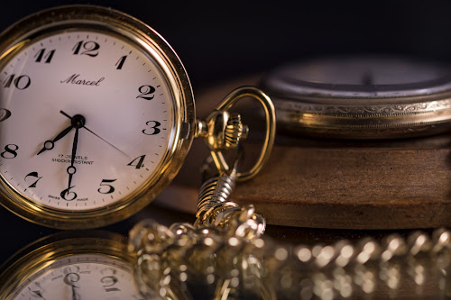 My Father's Pocket Watch and His by Greg Bennett - Artistic Objects Jewelry ( pocket watch, watch,  )