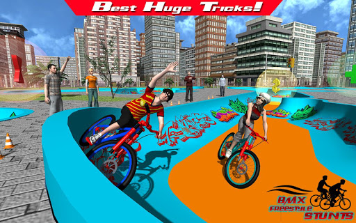 BMX Freestyle Stunts 1.4 Mod screenshots 3