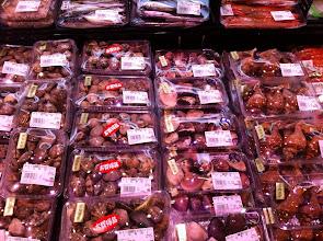 Photo: Fish market.  Clams.  Ogikubo, Tokyo.