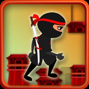 Ninja Jump Rush Icon