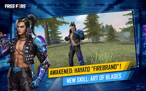 Garena Free Fire: 3volution filehippodl screenshot 15