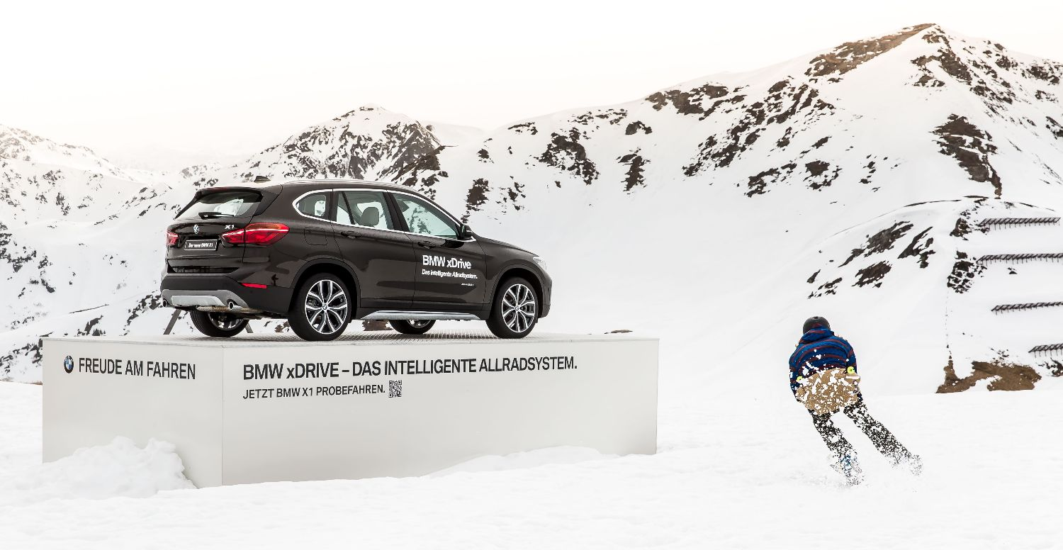 BMW Mountains Experience