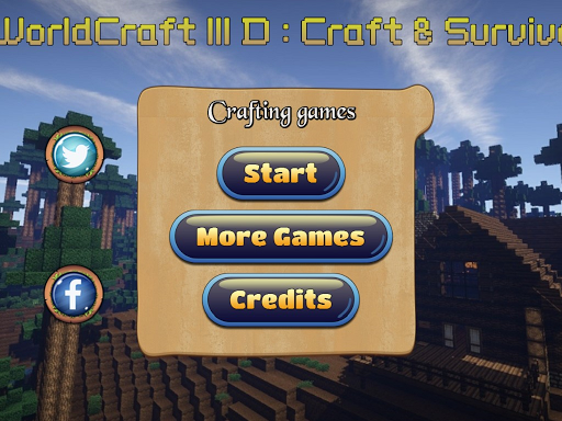 玩冒險App|worldCraft 3D:Craft & Survival免費|APP試玩