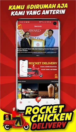 Rocket Chicken Delivery Apk 1