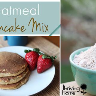 Oatmeal Pancake Mix