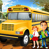 School Bus : Kids Transporter