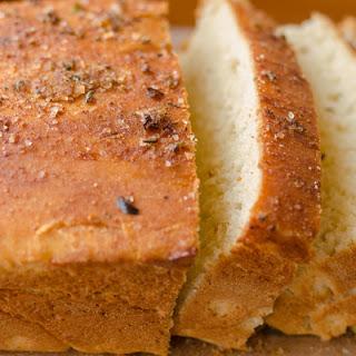 Herb Crusted Potato Bread