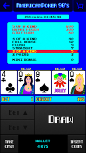 American Poker 90's Casino Apk Latest Version Download For Android 2