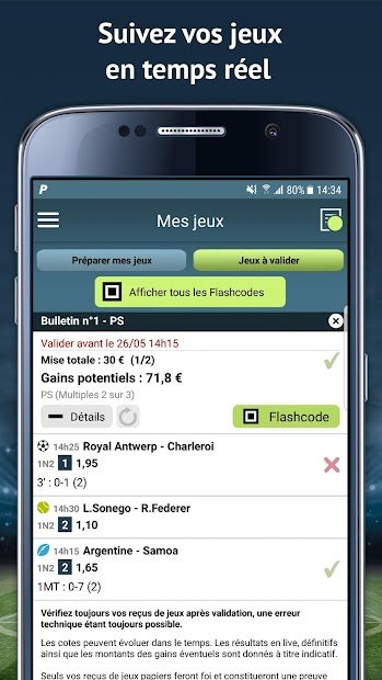 Pronosoft Store Android App Screenshot