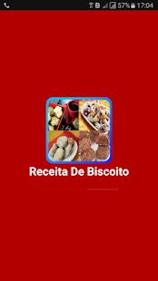 Receita De Biscoito - náhled