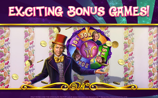 Willy Wonka Slots Free Casino screenshot 14