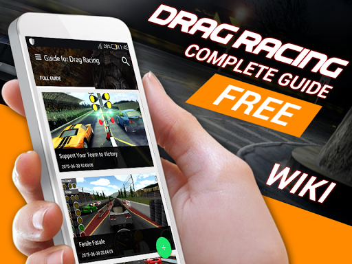 Guide for Drag Racing