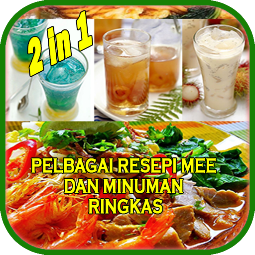 Resepi Mee Dan Minuman Ringkas Aplikacije Na Google Playu