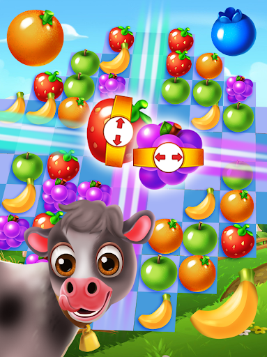 Farm Fruit Pop: Party Time  screenshots 1