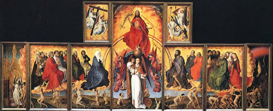 Photo: The Last Judgement Polyptych, 1446-52