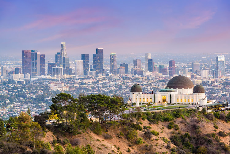 Los Angeles. Picture: 123RF/SEAN PAVONE