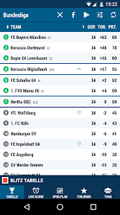 Bundesliga Screenshot