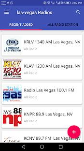Las-Vegas All Radio Stations - náhled