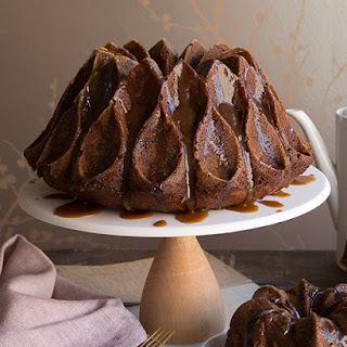 Sticky Toffee Bundt Cake