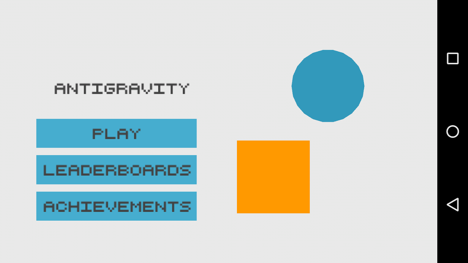 AntiGravity- screenshot