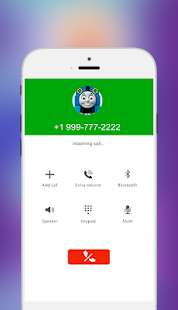 Fake Call From Thomas Friends Free 2018 - náhled