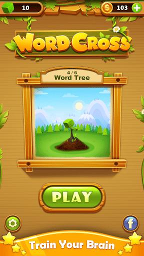 Word Cross Puzzle: Best Free Offline Word Games 2.8 screenshots 2