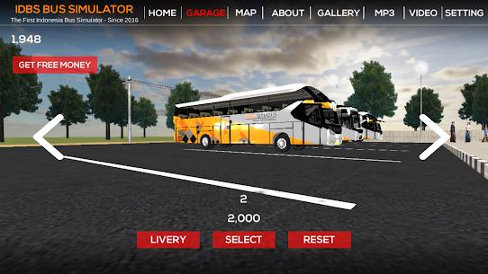 IDBS Bus Simulator MOD (Unlimited Money) 7