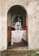 Photo: Figura św. Jana w 1999 roku. Zdjęcie: H. Cojg