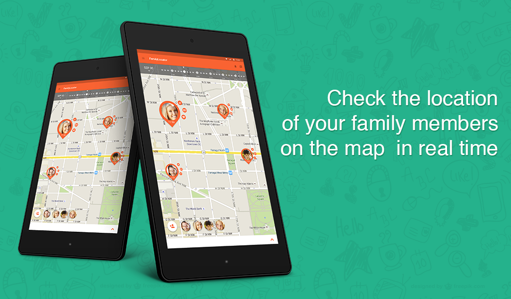Family Locator & GPS Tracker- screenshot