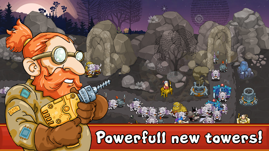 Tower Defense Realm King Mod Apk 3.1.7 (Unlimited Gold Coins) 6