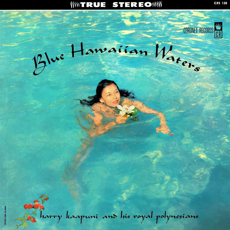 Coronet Records, Harry Kaapuni