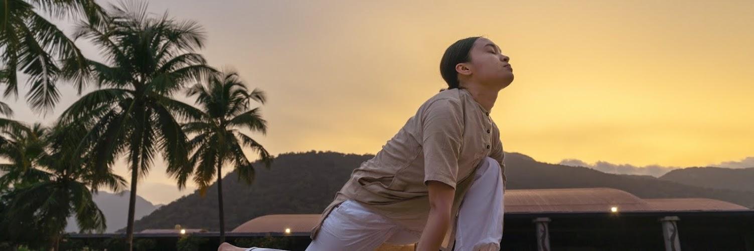 Surya Kriya - Fire Up The Sun Within