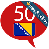 Learn Bosnian - 50 languages
