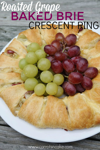 10 best baked brie crescent rolls recipes