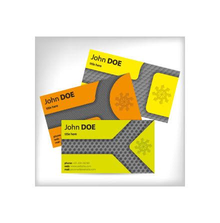 Enkelsidiga visitkort, 100st / frp