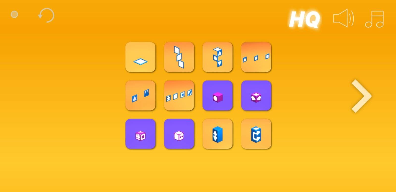 Scalak - menu