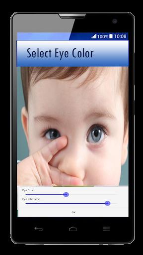 Eye Color Changer u2013 Eye Lens Photo Editor  screenshots 6